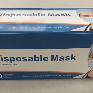 Disposable cheap face mask