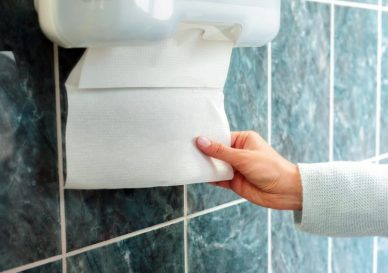 Find correct paper towel and dispenser
